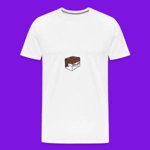 Yakmage Head T-Shirt - Men's Premium T-Shirt