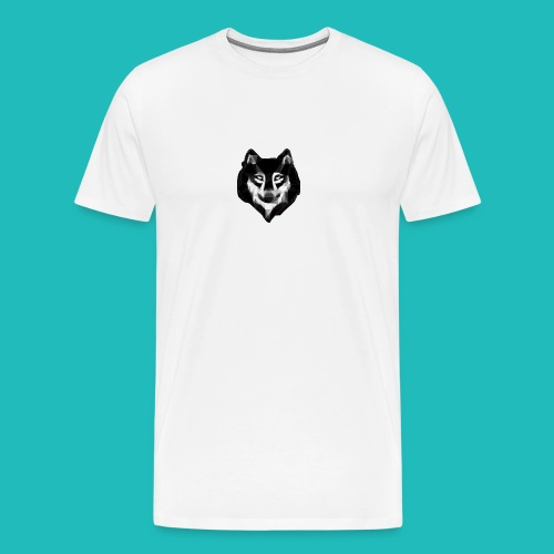 Wolf merch - Men's Premium T-Shirt