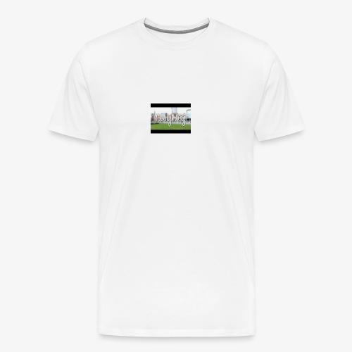 Dailyvlogs let's go - Men's Premium T-Shirt