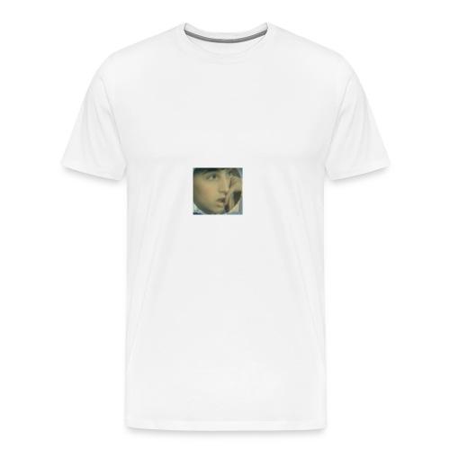 Рицарят на бялата дама - Men's Premium T-Shirt