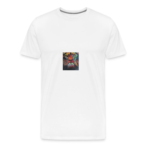 JGI Lion - Men's Premium T-Shirt