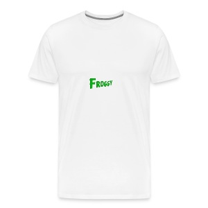 FROGGY - Men's Premium T-Shirt