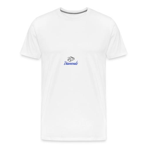 Diamondz - Men's Premium T-Shirt