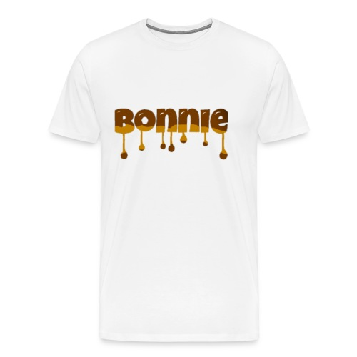 Bonnie chocolate - Men's Premium T-Shirt