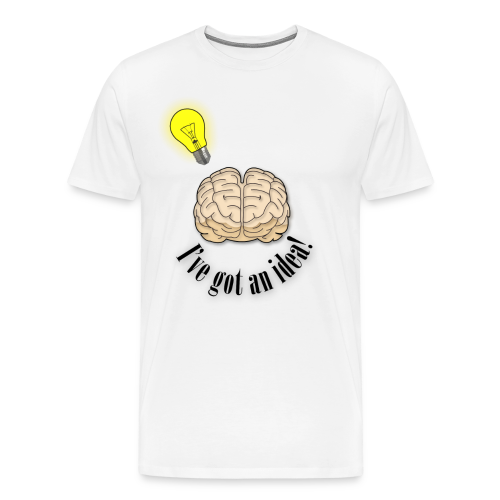 Brainstorm - Men's Premium T-Shirt