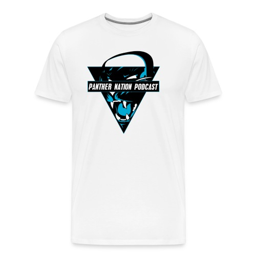 Panther Nation Podcast - Men's Premium T-Shirt