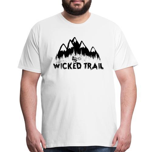 Wicked Trail - Men's Premium T-Shirt
