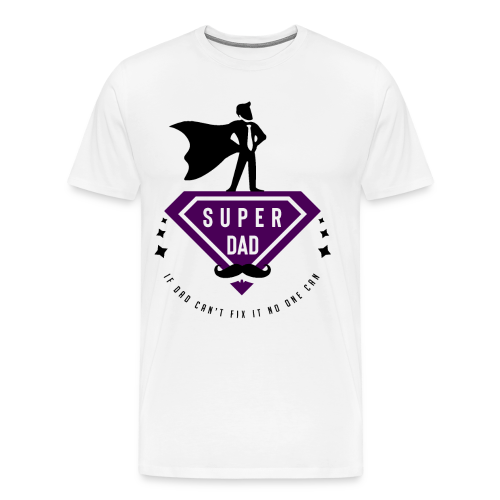 Father's Day - Men's Premium T-Shirt