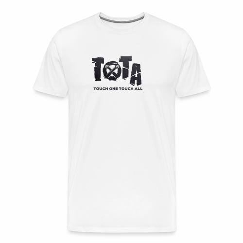 Touch One Touch All original logo - Men's Premium T-Shirt