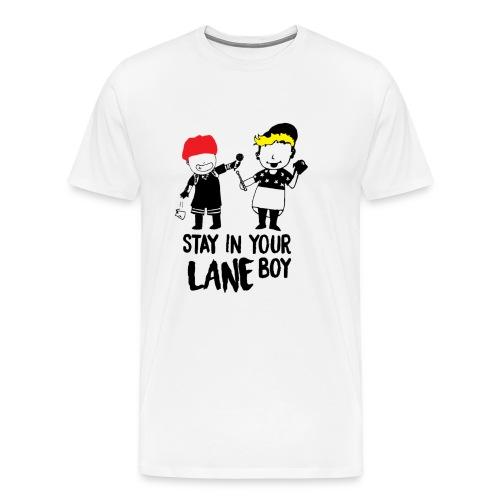 Funny Boys - Men's Premium T-Shirt