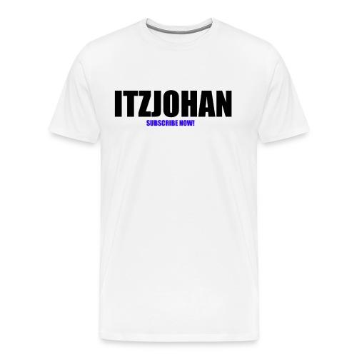 ItzJohan! - Men's Premium T-Shirt