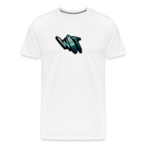 Wave In The Surf - Men's Premium T-Shirt