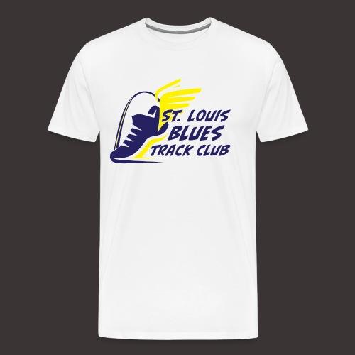 St. Louis Blues Track Club - Men's Premium T-Shirt