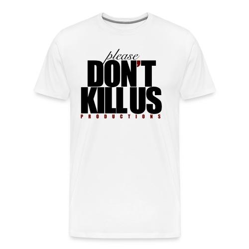PDKUP Standard Logo - Men's Premium T-Shirt