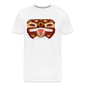 GRIZZLY MOTIF - Men's Premium T-Shirt