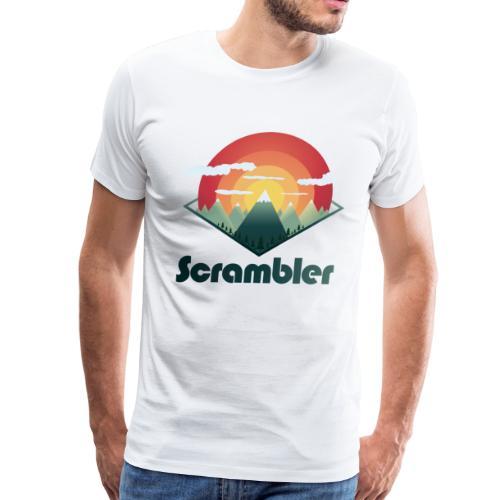 Mountain Scrambler - Men's Premium T-Shirt