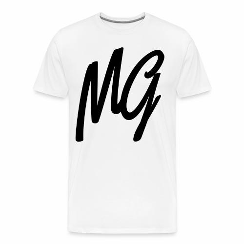 Marty's Garage - Men's Premium T-Shirt