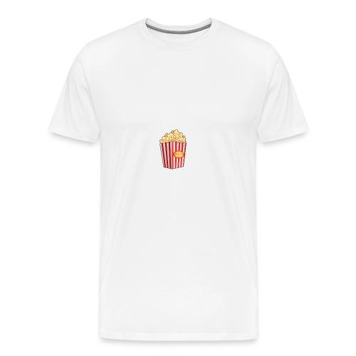 Popcorn - Men's Premium T-Shirt