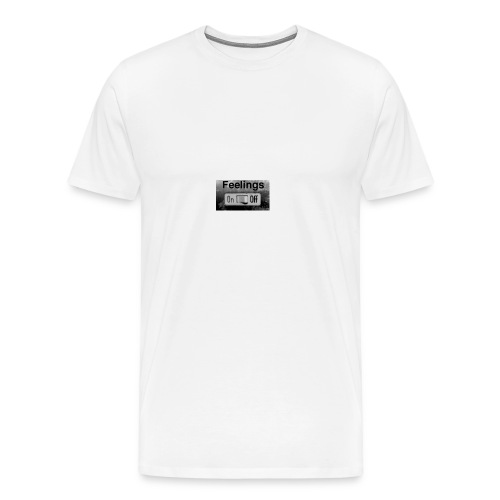 feelings-on-off - Men's Premium T-Shirt