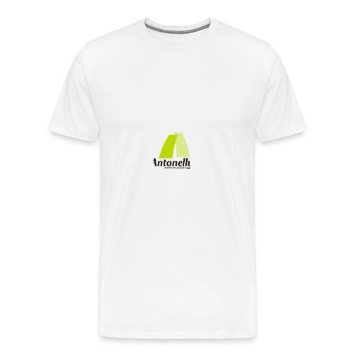 Antonelly logo 400x400 - Men's Premium T-Shirt