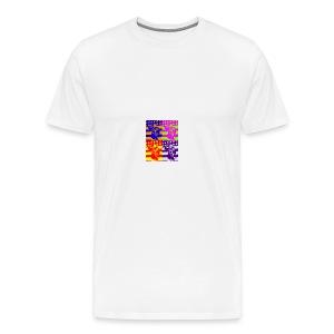 patton 2 ConvertImage - Men's Premium T-Shirt