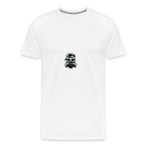 Gangstar Skull - Men's Premium T-Shirt