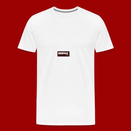 bernashd color 2 - Men's Premium T-Shirt