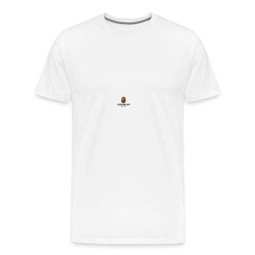 BAPE large - Men's Premium T-Shirt