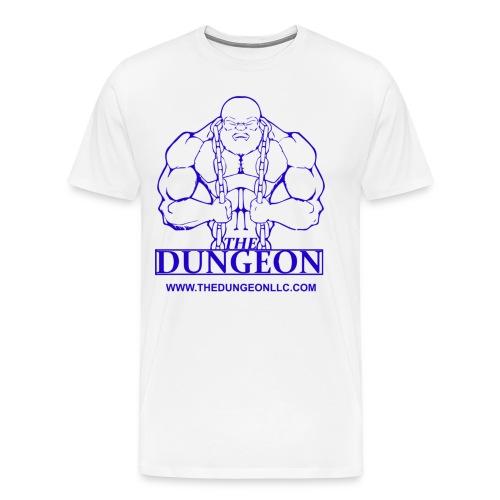 Dungeon Blue - Men's Premium T-Shirt