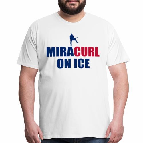Miracurl On Ice - Men's Premium T-Shirt