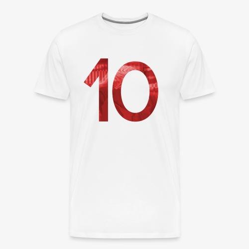 10Hits Album Art - Men's Premium T-Shirt