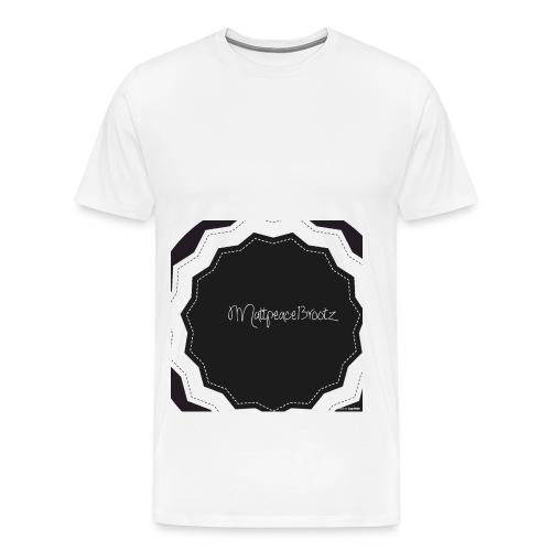 Mattpeace13rootz - Men's Premium T-Shirt