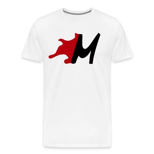 Mikero Video Tee - Men's Premium T-Shirt