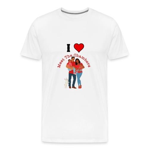 I Love MTC - Men's Premium T-Shirt