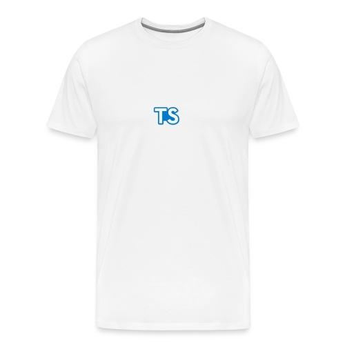 Tech Speech - Men's Premium T-Shirt