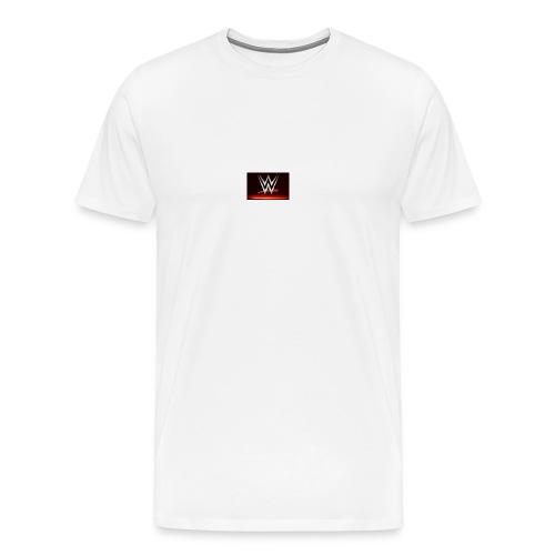 wwe - Men's Premium T-Shirt