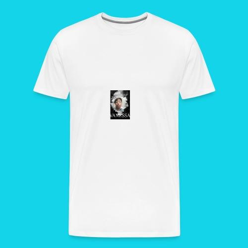 Vanessa smoke - Men's Premium T-Shirt