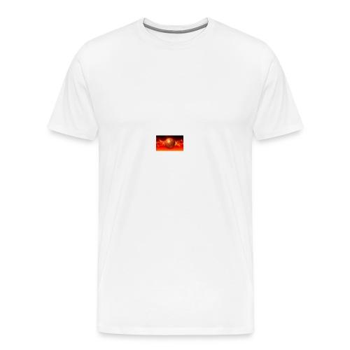 On Fire!!!! - Men's Premium T-Shirt