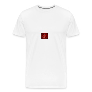 Atheist A jpgweb - Men's Premium T-Shirt