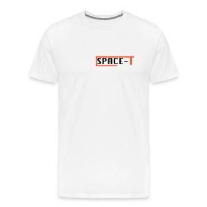 Space-T march 1 - Men's Premium T-Shirt