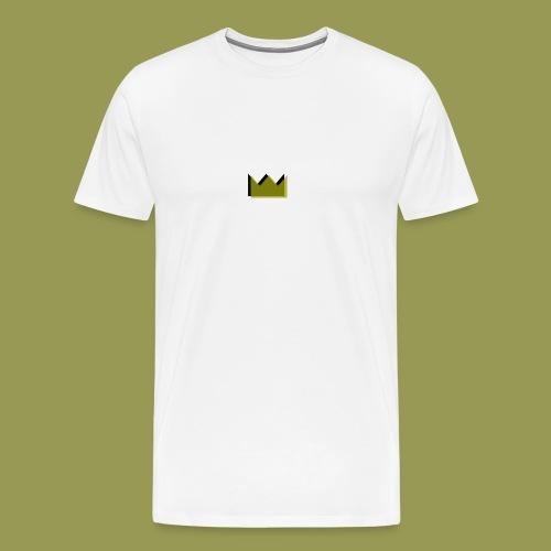 crowns - Men's Premium T-Shirt
