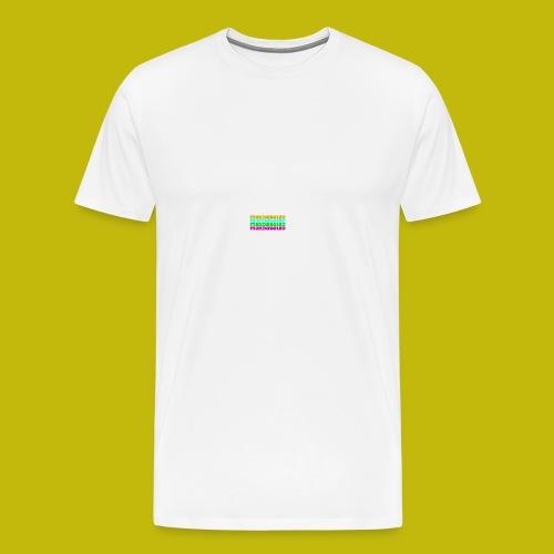 MazdaSquid Phone - Men's Premium T-Shirt