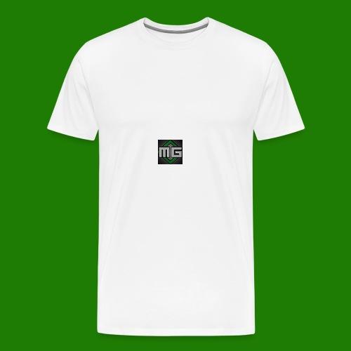 MrGreenGaming Logo Phone Cases - Men's Premium T-Shirt