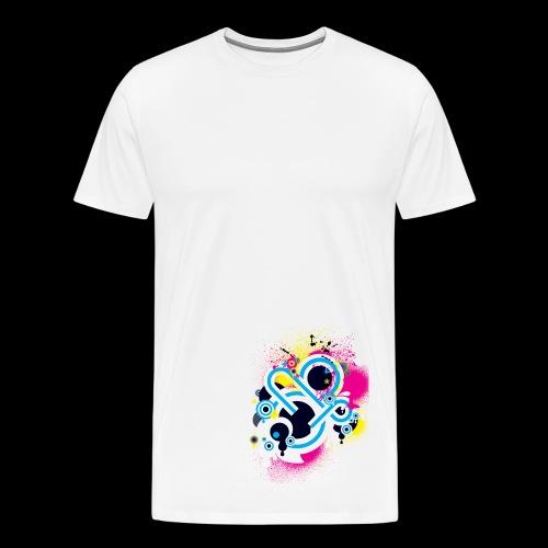 ultimate colored - Men's Premium T-Shirt