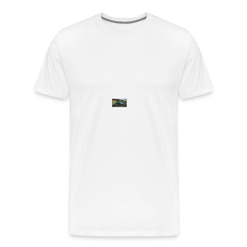 AE86 Drifting. - Men's Premium T-Shirt