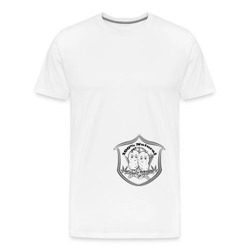 Twice Baked - Men's Premium T-Shirt