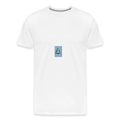 x ray hippo - Men's Premium T-Shirt