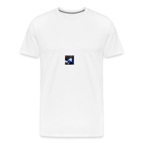 Kangaroo Tv Logo - Men's Premium T-Shirt