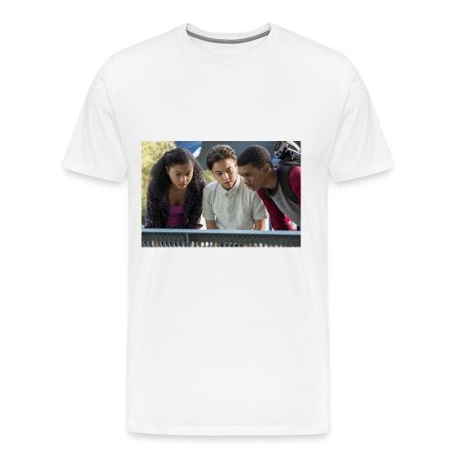 On My Block - Men's Premium T-Shirt