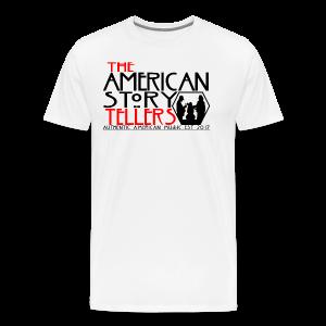 American Storytellers Horror - Men's Premium T-Shirt